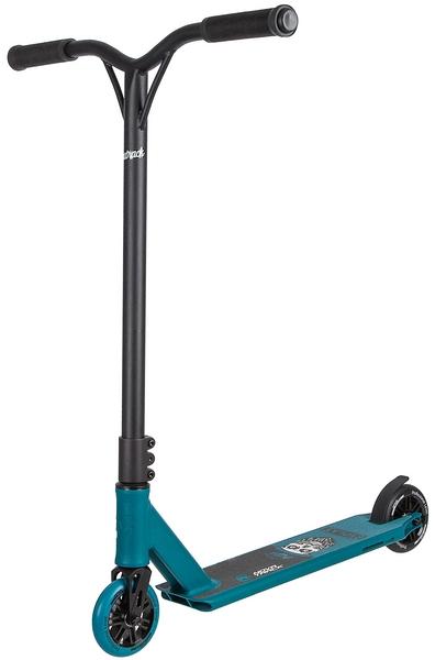 140991 2 - Самокат Novatrack REPLAY 110 PRO PL, Трюковый, цвет: синий, год 2020, артикул: 110A.REPLAY.BL20